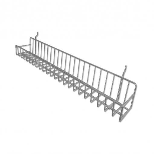 Slatwall Shallow Shelf