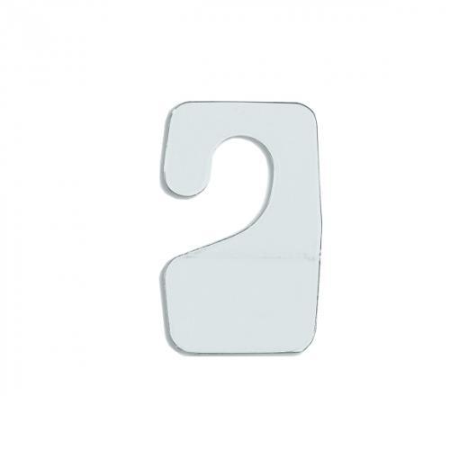 """Hang Tab   Hook 1"""" x 1 3/4"""""""
