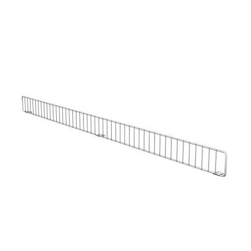 Wire Fence Divider Front Diamond Store Fixtures