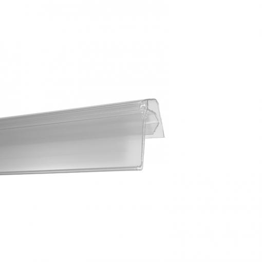 """Clip-On Ticket Holder for 1/4"""" Wire Fence 