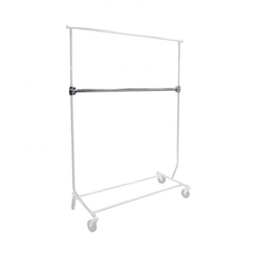 "Add-On Bar for 1"" Round Collapsible Rack"