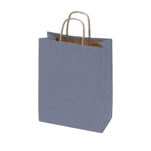 50% Recycled Kraft Bags - Metallic Silver