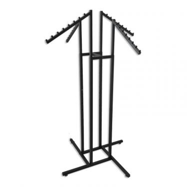4 Arm Rack - Slant | Black