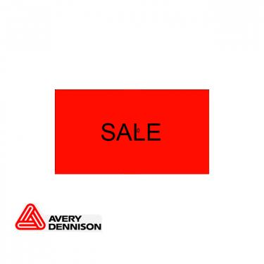 Avery Dennison 216 Sale Labels