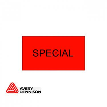 Avery Dennison 210 Special Labels