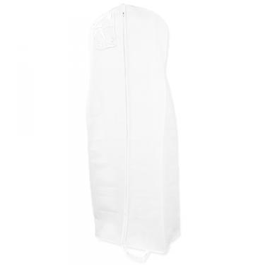 "72"" Zipper Garment Bags Clear"