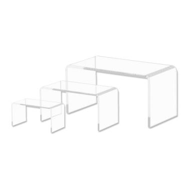 Medium Acrylic Riser Set