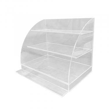 3 Tier Acrylic Shelf Display