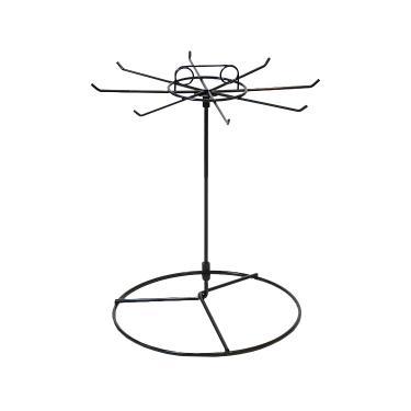 8 Peg Countertop Spinner
