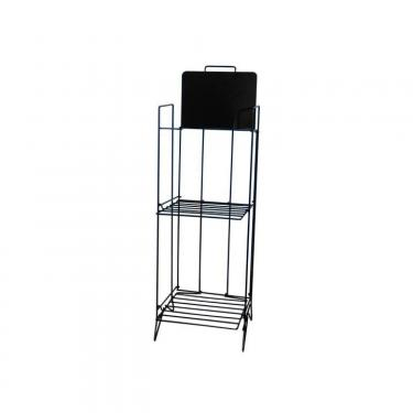 "Tabloid & Newspaper Rack 11 1/2"" x 16 1/4"""