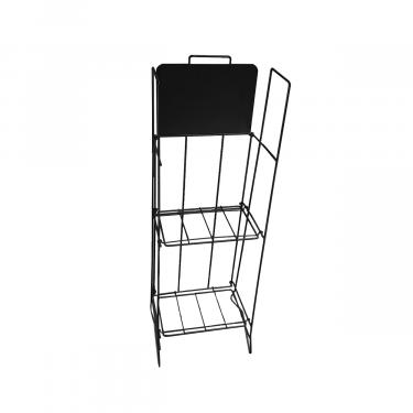 "Quarterfold Newspaper Rack 8"" x 11 1/2"""