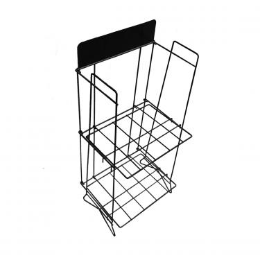 "Broadsheet Newspaper Rack 12"" x 16"""