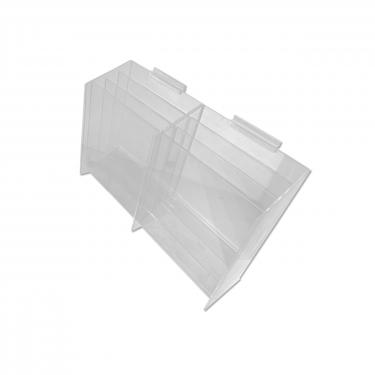 Slatwall Brochure Holder 3 Tier