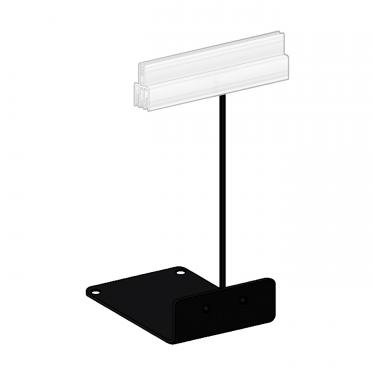 "Three Grip Sign Holder 18"" High 