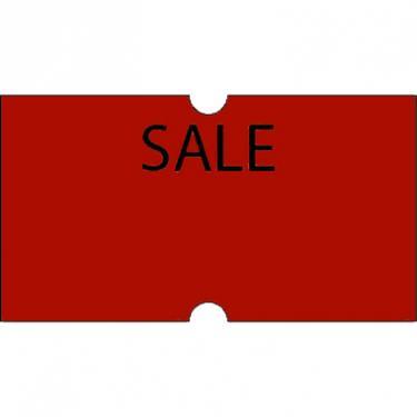 Motex 5500 Dark Red Sale Labels