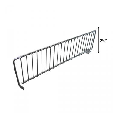Wire Fence Divider Side