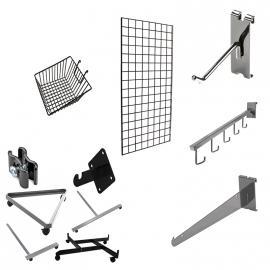 Grid Panel Fixtures & Accessories