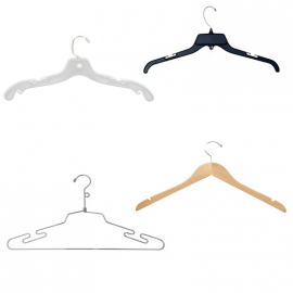 Dress and Shirt Hangers