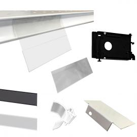 Gondola Shelving Parts & Accessories