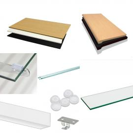 Retail Shelves & Accessories