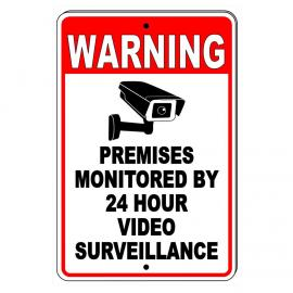 Security Signage
