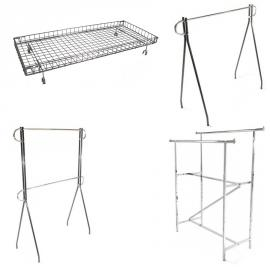Single & Double Bar Racks