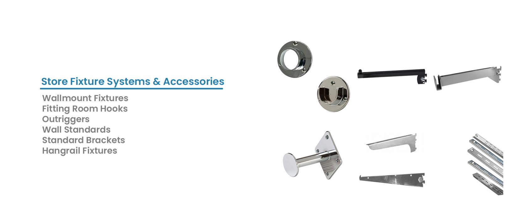 Store Fixture Systems & Accessories